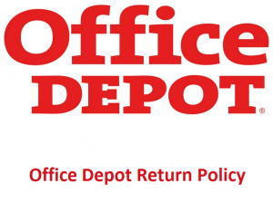 Office Depot Return Policy