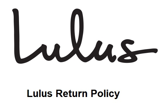 Lulus Return Policy